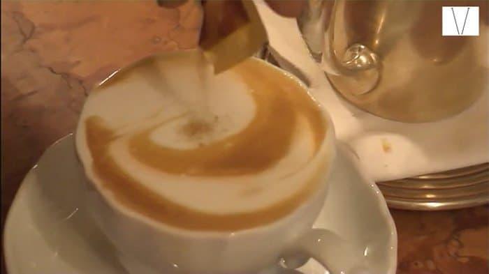 cappuccino em milao