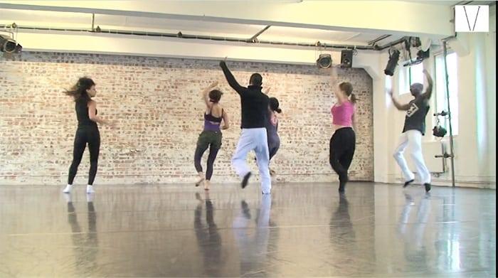 dança com everaldo pereira