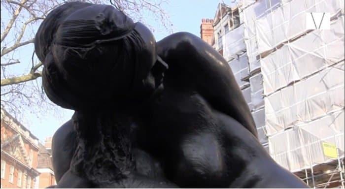 escultura mount street