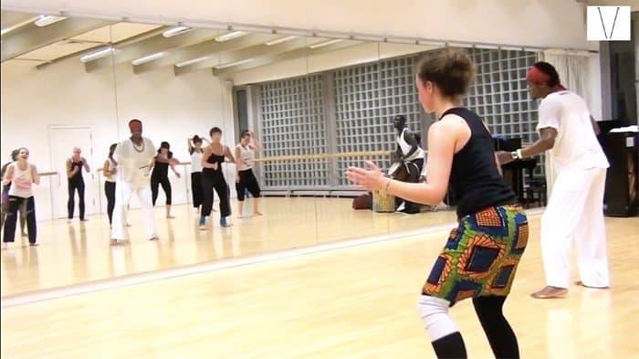 dança com irineu nogueira