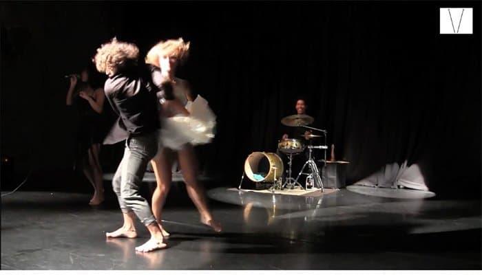 coreografia de everaldo pereira