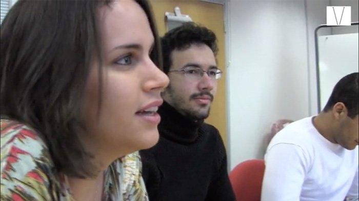 estudantes do ciências sem fronteiras
