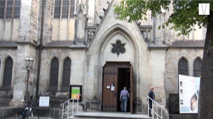igreja em leipzig
