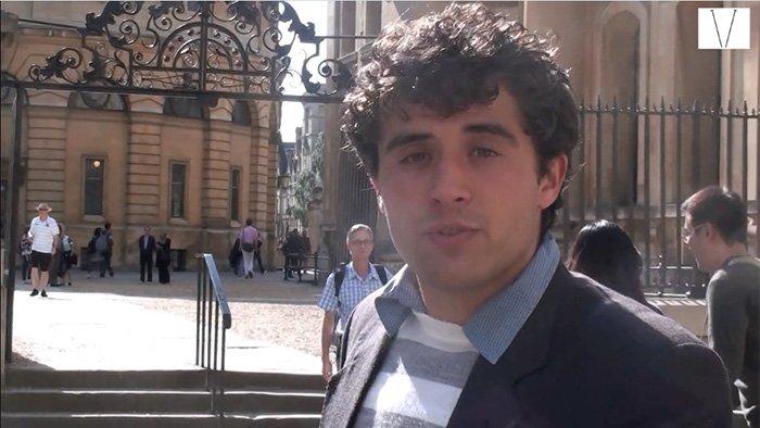 estudante brasileiro em oxford