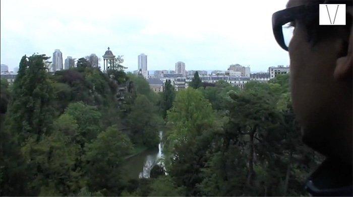 parque napoleão bonaparte paris