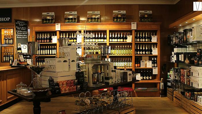 loja de vinhos da denbies