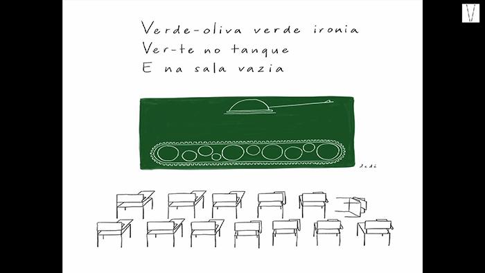 desenho de andré laurentino