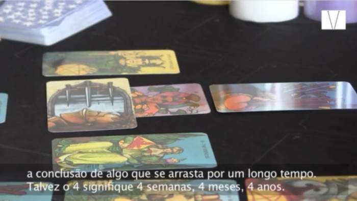 cartas do tarô