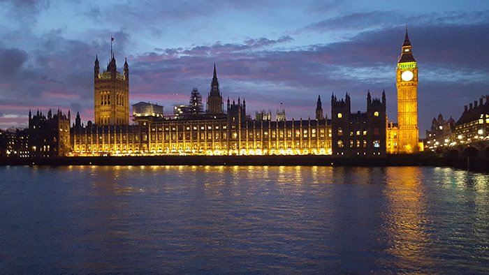 big ben e parlamento