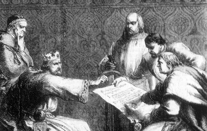 rei joão e a magna carta
