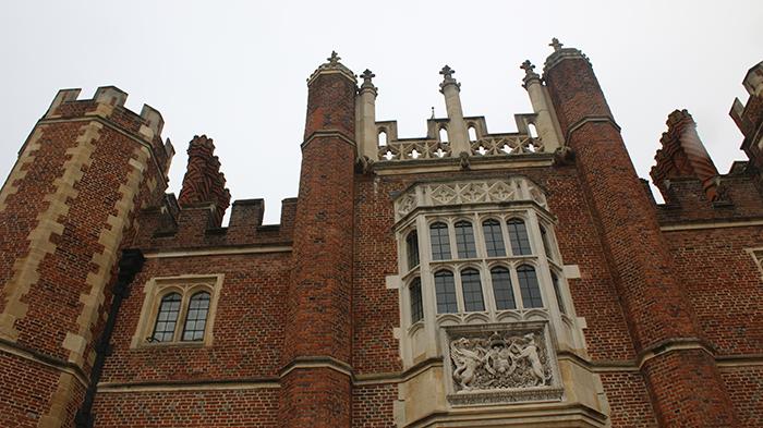 palácio da era tudor