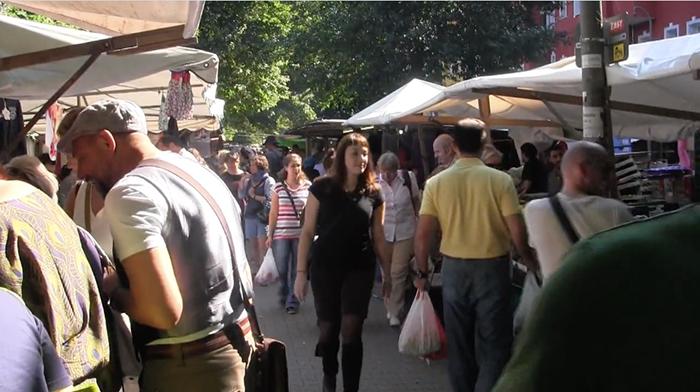 mercado turco em berlim