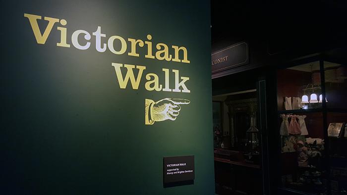 era vitoriana museu de londres