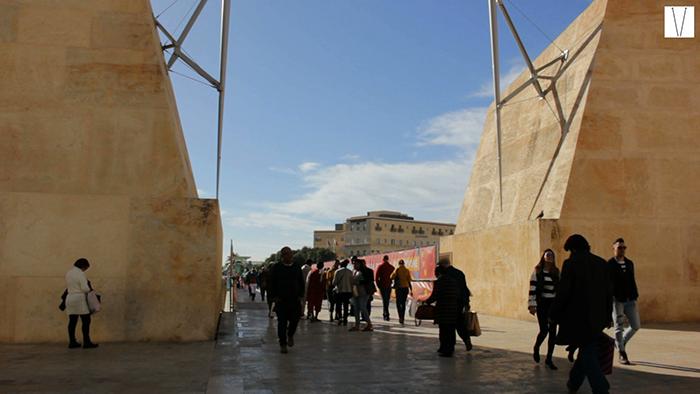 portão de Valeta
