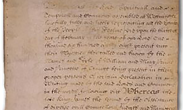declaração dos direitos