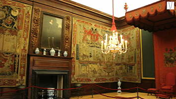 palácio barroco de hampton court