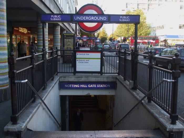 Estação de Notting Hill Gate