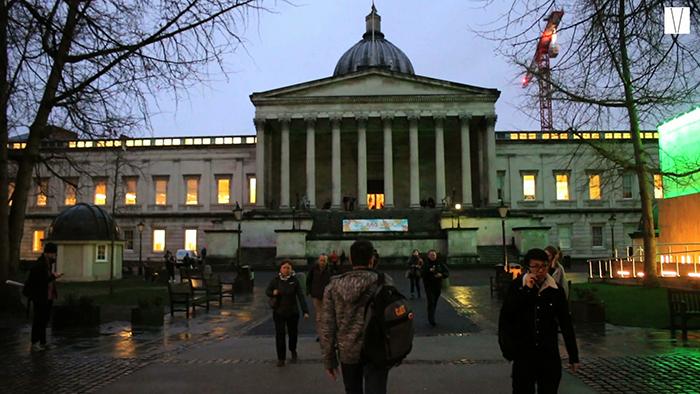 UCL Londres