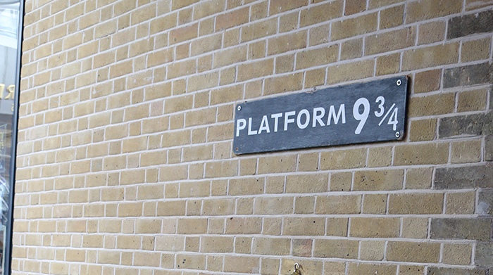 plataforma 9 3/4