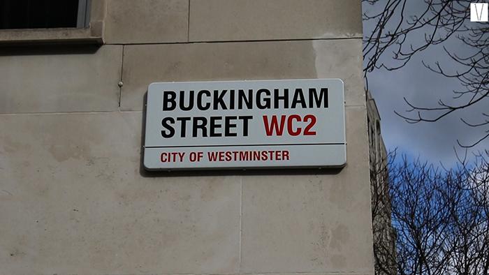 buckingham street