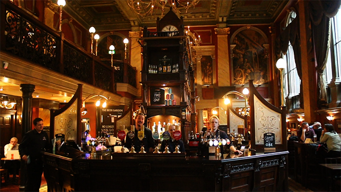 pub the old bank of england