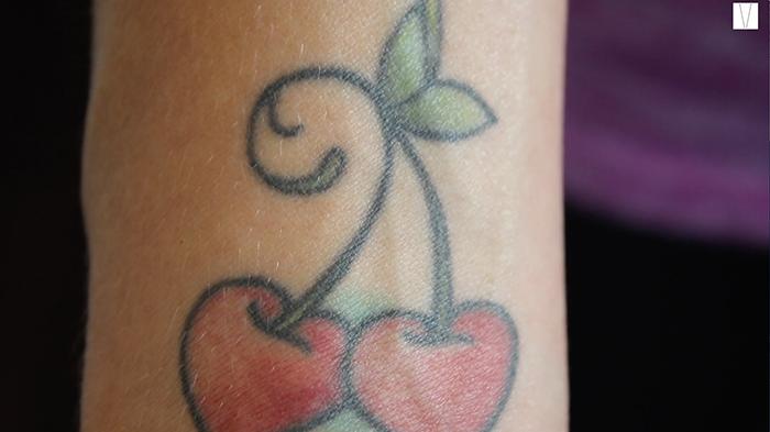 tatuagem de carla vecci