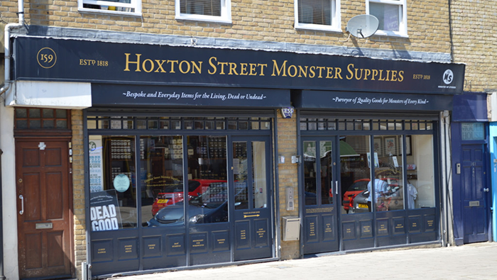 hoxton street monster