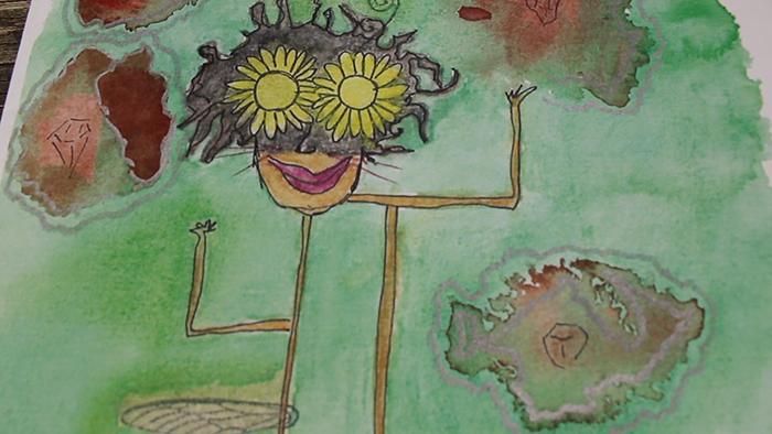 ilustração de livro de virna teixeira