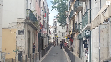 Alfama Lisboa Europa