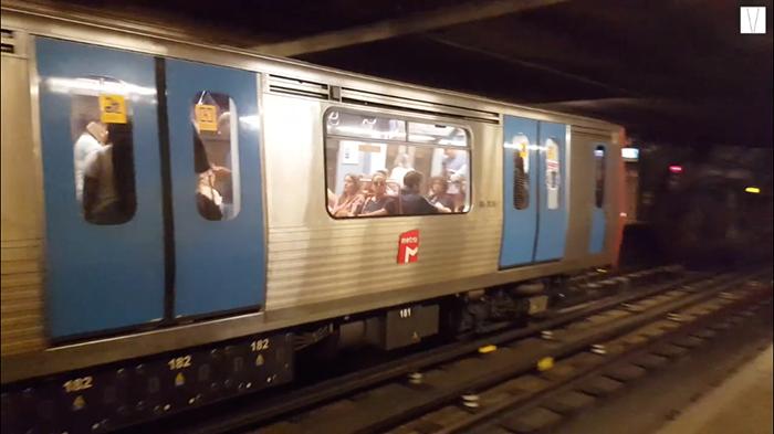 metrô de lisboa