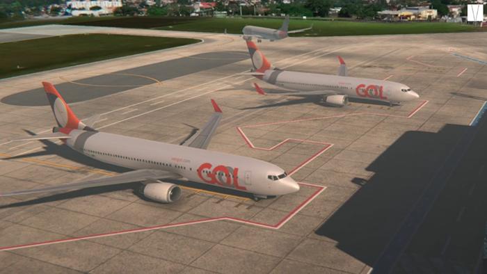 projeto aeroporto digital