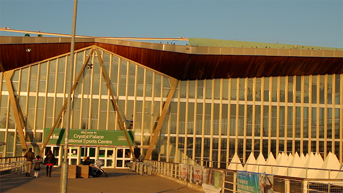 Crystal Palace Sport Centre