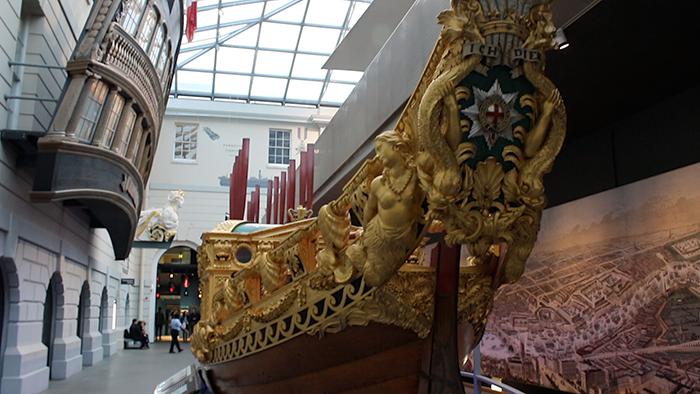 museu marítimo londres