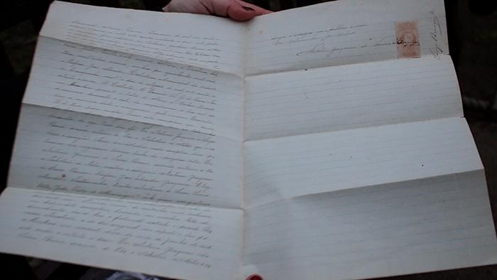 Escritura de venda de escravo