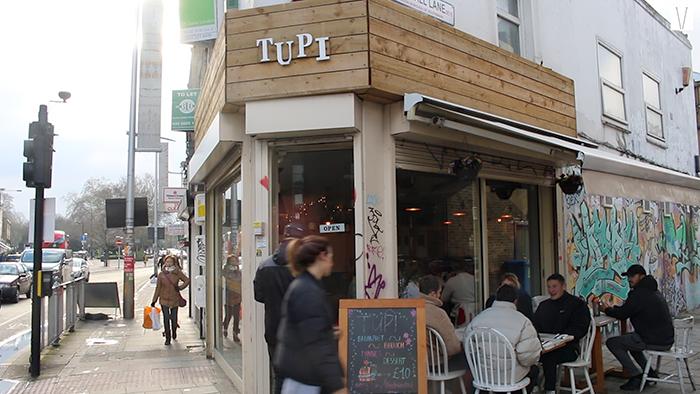 Restaurant Tupi Peckham