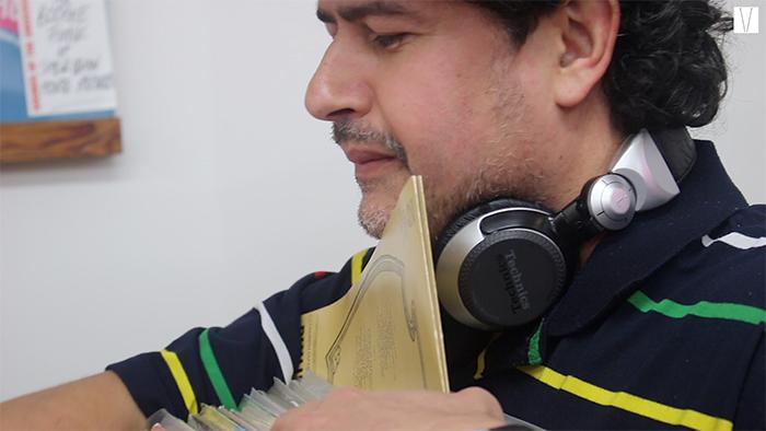DJ D. Vyzor