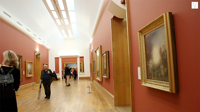 Clore Gallery Turner