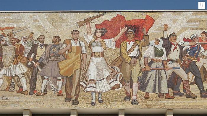 independência da Albânia