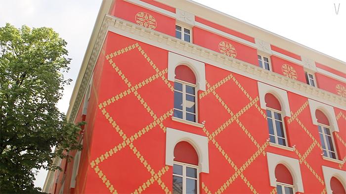 capital da albânia