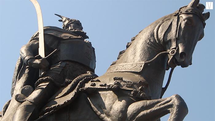 Estátua de Skanderbeg