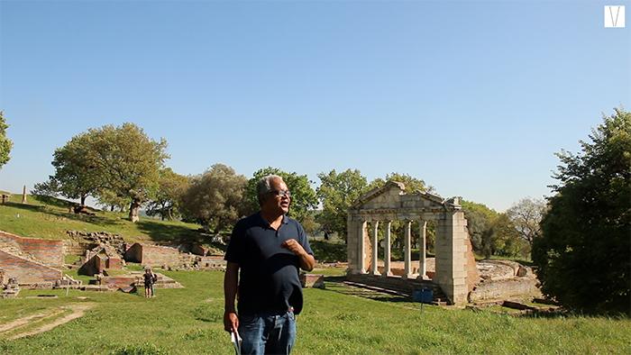 apolônia na albânia
