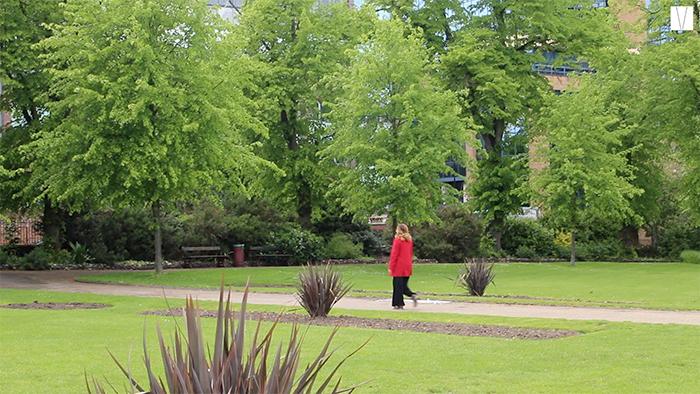 Forbury Gardens Reading