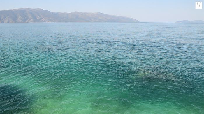 mar adriático albânia