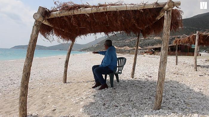 praia de borsh