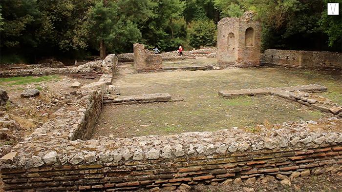 ruinas de butrint
