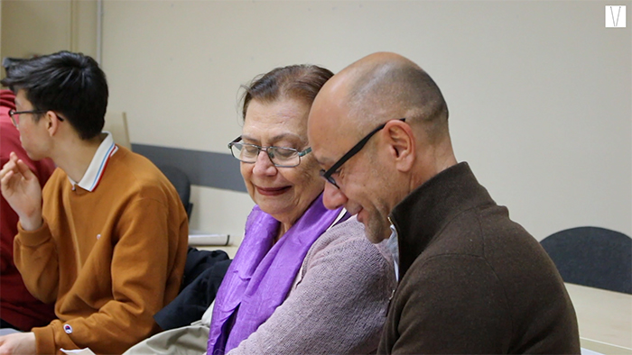 Elton e Ana Maria Machado