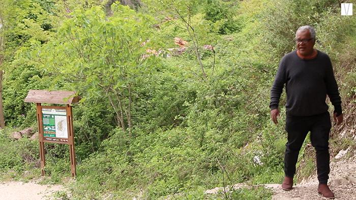 reserva natural albânia