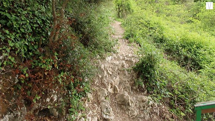 trilha na albânia