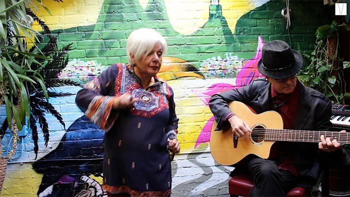 Lucy Freitas e Gui Tavares