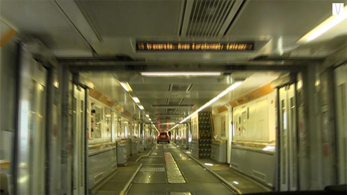 trem eurotunnel